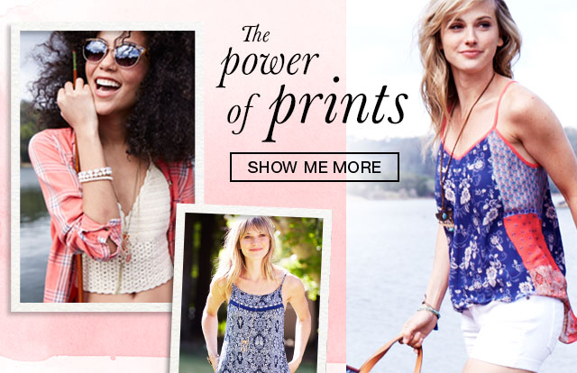 The power of prints - show me more