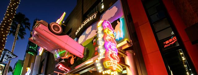 Restaurants Directory Citywalk Hollywood