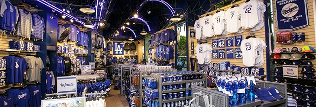 The Dodgers Clubhouse Store  0565ad8f3f8