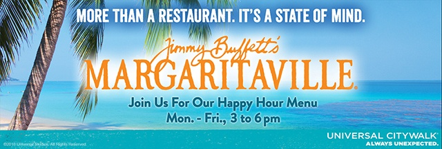 Jimmy Buffett's Margaritaville | CityWalk Hollywood