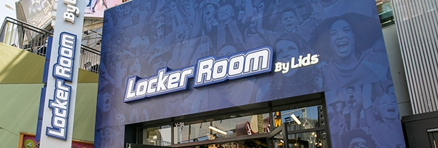 Locker Room by LIDS   CityWalk Hollywood